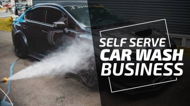 Self Serve Car Wash Business